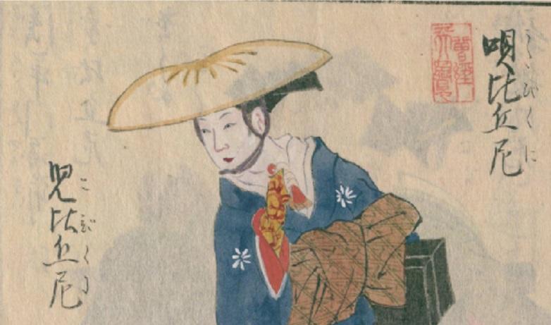 江戸時代の尼「比丘尼」というお仕事 第1回~人気があった比丘尼~
