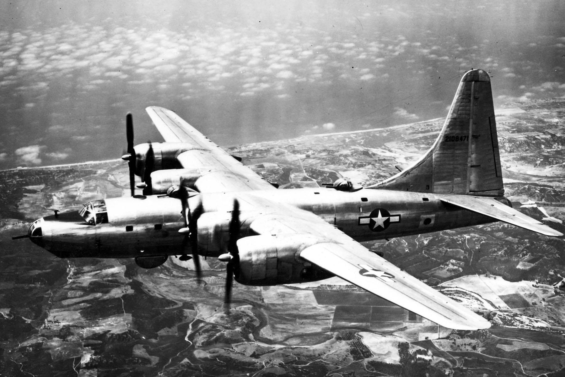 知られざる終戦後の空戦―B32