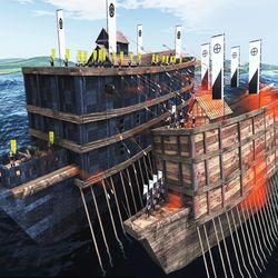 Ifの信長史 第7回~連合軍の安宅船を攻撃する織田の巨大鉄甲船~
