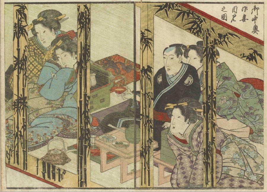 江戸時代の妾「囲者」というお仕事 第2回~大名の妾~