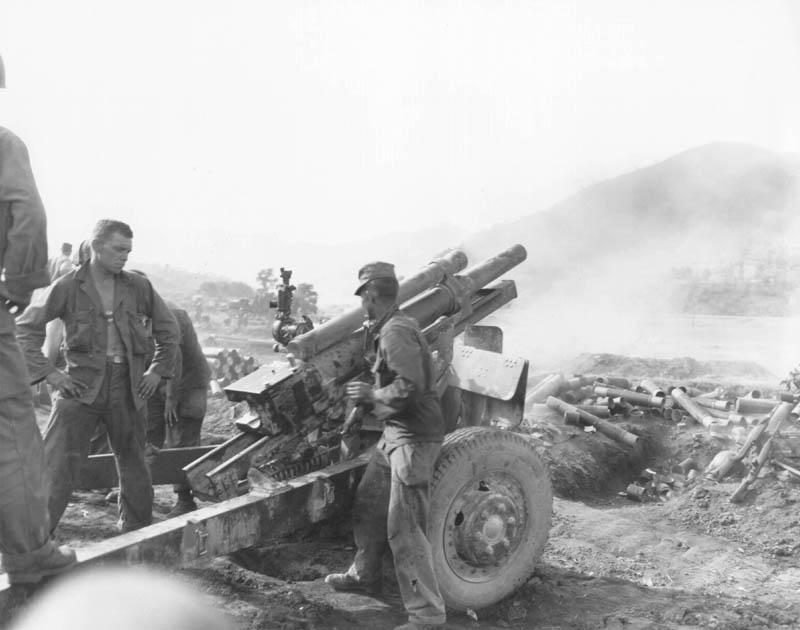105mm榴弾砲(アメリカ):兵器大国が生み出した現在も世界で使われている傑作榴弾砲