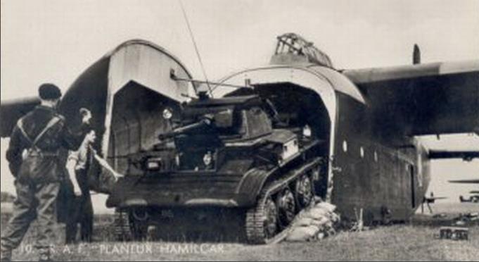 前史:空挺部隊用グライダーの始まりについて
