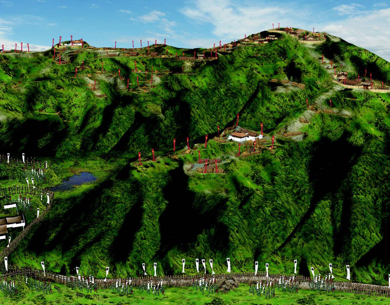 高尾天神城攻め1580〜81年<その1>~熾烈な争奪戦が繰り広げられた東遠州の要衝