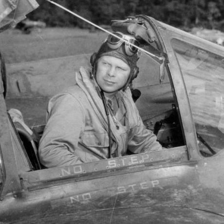 ロッキードP-38ライトニング×リチャード・アイラ・ボング~世界的にも少なかった双発戦闘機の成功作