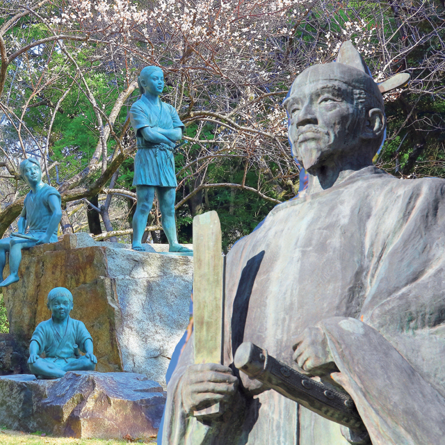 豊臣秀吉が生まれ育った名古屋 ─史上最大の出世人が愛した地─
