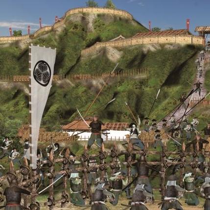 高天神城攻め1580〜81年<その4> 武田氏の命運を決した家康の長期攻城術