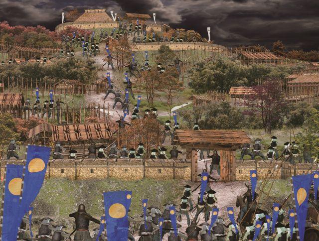 小手森城(おでもりじょう)攻め1585年<その1>~覇道を狙う若き伊達政宗と反対勢力の攻防