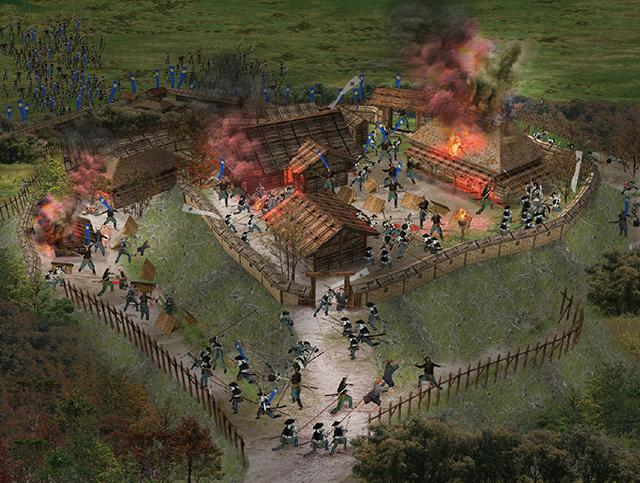 小手森城(おでもりじょう)攻め1585年<その4>~監視役までつけ撫で切りを確認させた「伊達の撫で切り」