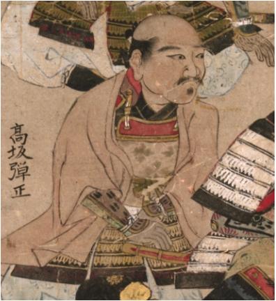 農民出身ながら美貌と文武両道で知られる将・高坂弾正忠昌信(こうさかだんじょうのちゅうまさのぶ)