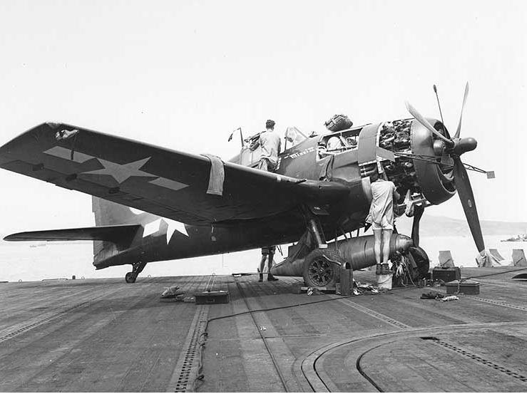 グラマンF6Fヘルキャット×デヴィッド・マッキャンベル~パイロットからも高評価を与えられたワイルドキャットの進化版