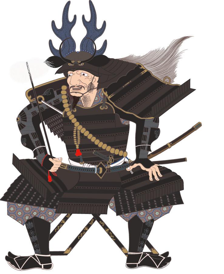 徳川四天王 家康に過ぎたる「平八」 無傷の勇将・本多忠勝(ほんだただかつ)