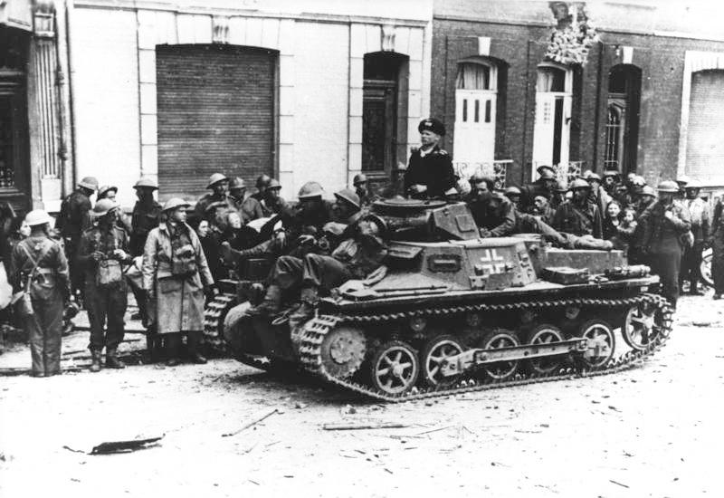 再軍備化の申し子として生まれたI号戦車(ドイツ)
