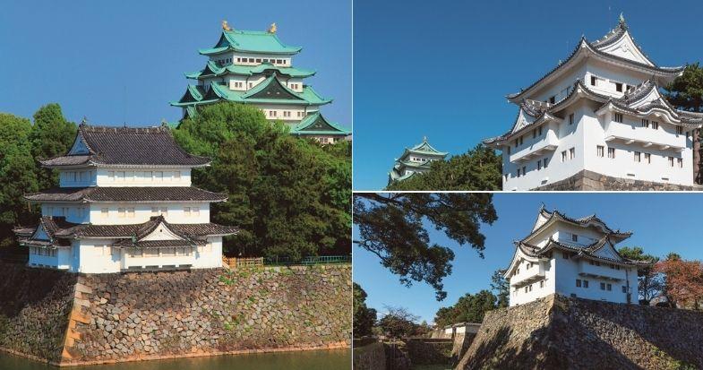 現存する名古屋城の3大櫓に迫る! ─400年の時を越え残った日本最大級の遺宝─