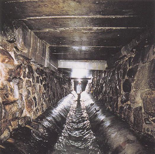 江戸時代の大坂の下水道 ――「大坂 庶民の暮らし」こぼれ話