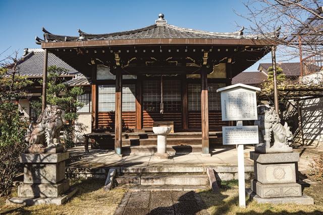 聖徳寺 太子堂