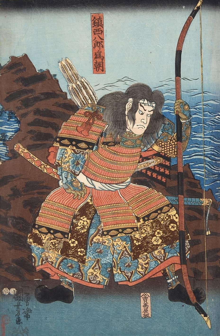 疱瘡神(ほうそうしん) 〜天然痘を蔓延させて日本中を恐怖に陥れた鬼神
