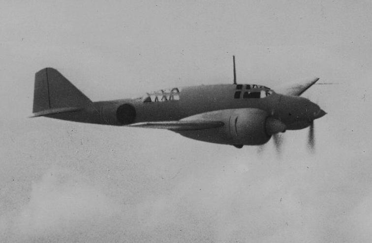 日本が世界に誇る戦略偵察機:100式司令部偵察機