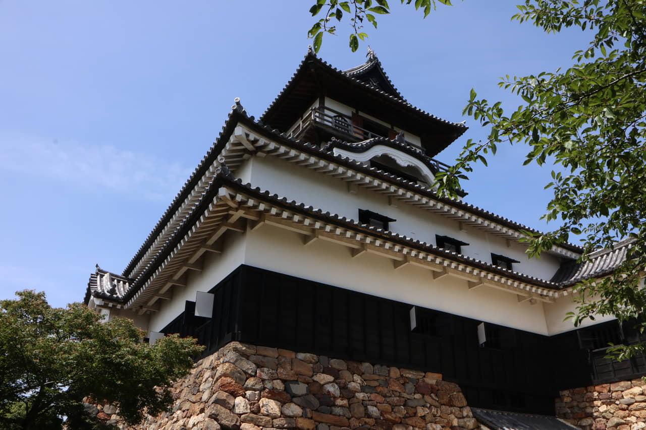 犬山城(愛知県犬山市)~落城の悲劇が繰り返された名城