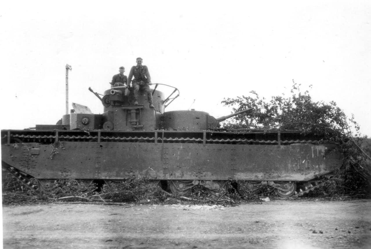 一時は多砲塔戦車がマイブームとなった赤軍:T-28とT-35(ソ連)