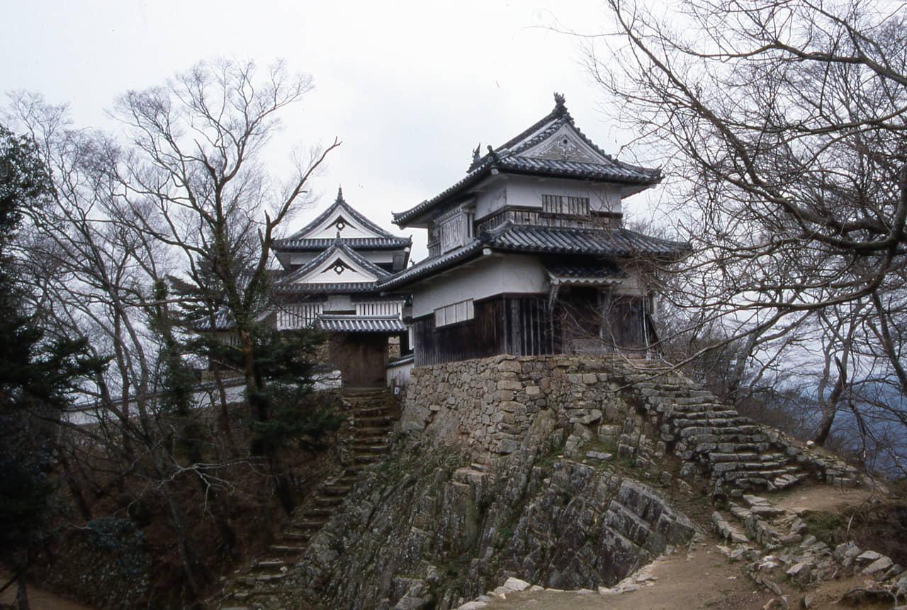 備中松山城(岡山県高梁市)~最高地点に残された最小の天守