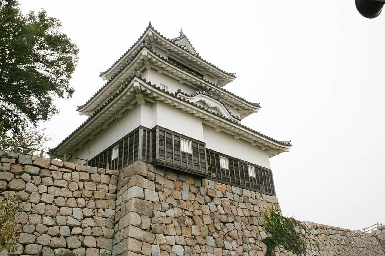 丸亀城(香川県丸亀市)~知られざる名築城家の遺作