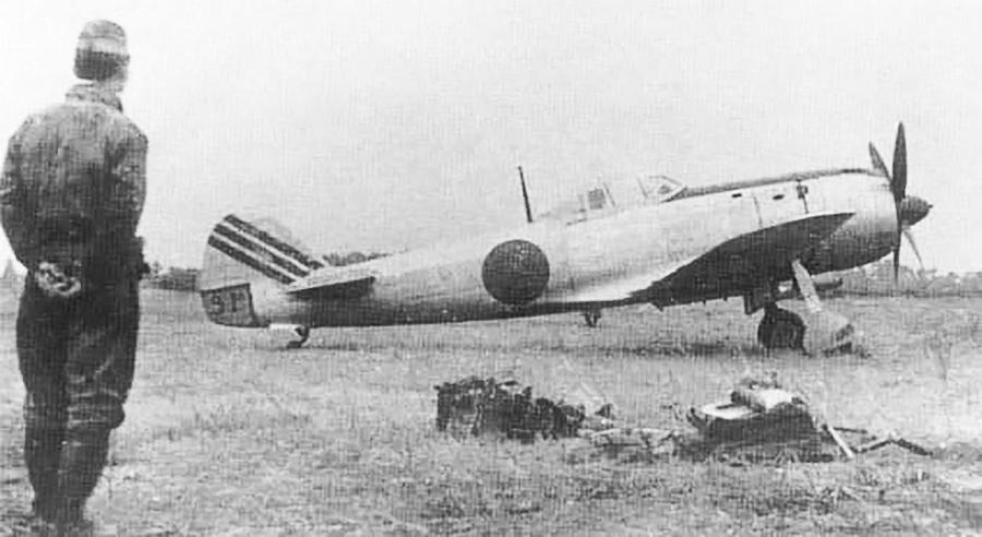 実用日本戦闘機中の最高速最強を誇る「大東亜決戦機」:四式戦闘機「疾風(はやて)」(中島キ84)