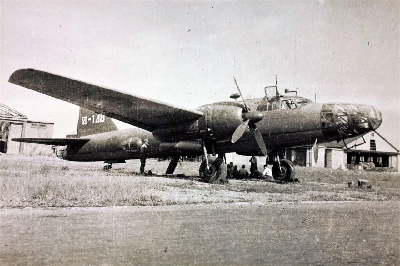 海軍も着目したもうひとつの「大東亜決戦機」:四式重爆撃機「飛龍」(三菱キ67)