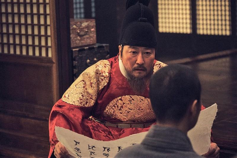 朝鮮固有の文字ハングル誕生の真実を描く『王の願い ハングルの始まり』