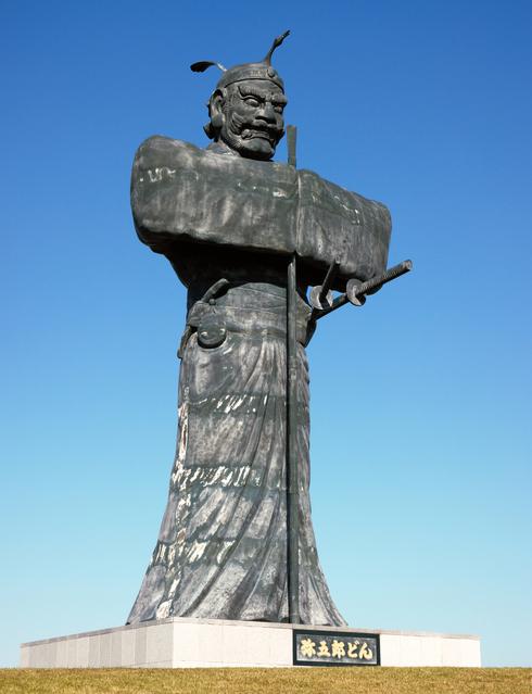 鹿児島県曽於(そお)市の弥五郎どんは、ヤマト王権によって制圧された隼人の首領か?