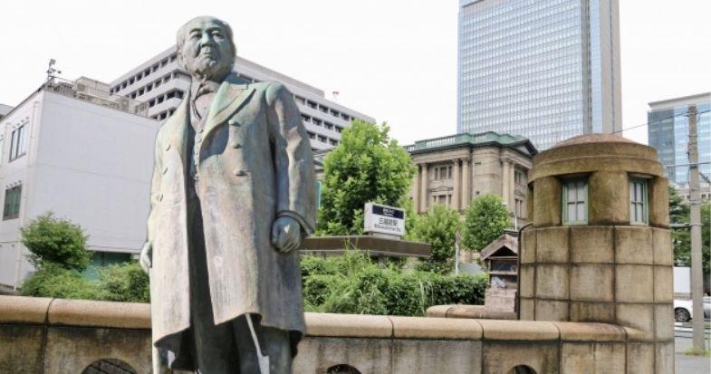 日本経済隆盛の礎を築いた渋沢栄一の威風を東京のど真ん中で感じる ─青天を衝け ゆかりの地─