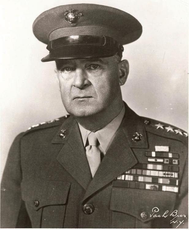【日米開戦80年目の真実】ガダルカナル島攻防戦で英雄となったヴァンデグリフト海兵少将という男