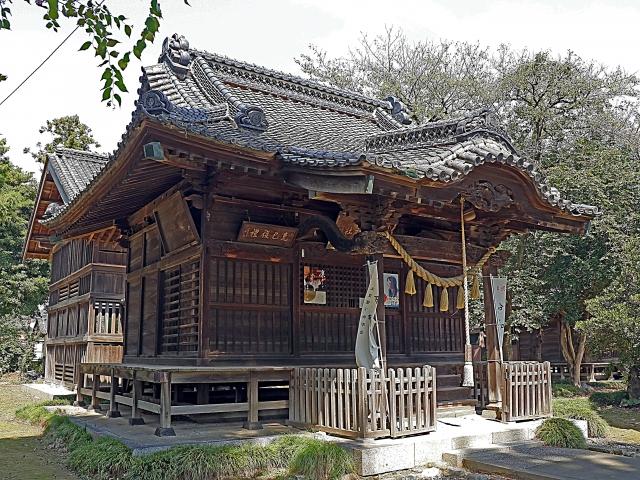 渋沢栄一の立身出世に大きな影響を及ぼした鹿島神社 ─青天を衝け ゆかりの地─
