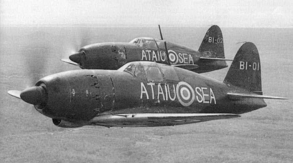 B-29迎撃に活躍した寸胴の局地戦闘機:雷電(らいでん)