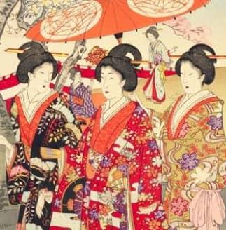 江戸のファッションリーダーは遊女⁉ 独自の工夫で楽しんだ女性の衣服事情